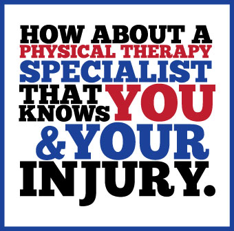 CPRx knows your injury.